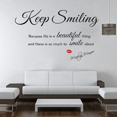 Keep Smiling Quotes Marilyn Monroe Keep smiling marilyn monroe