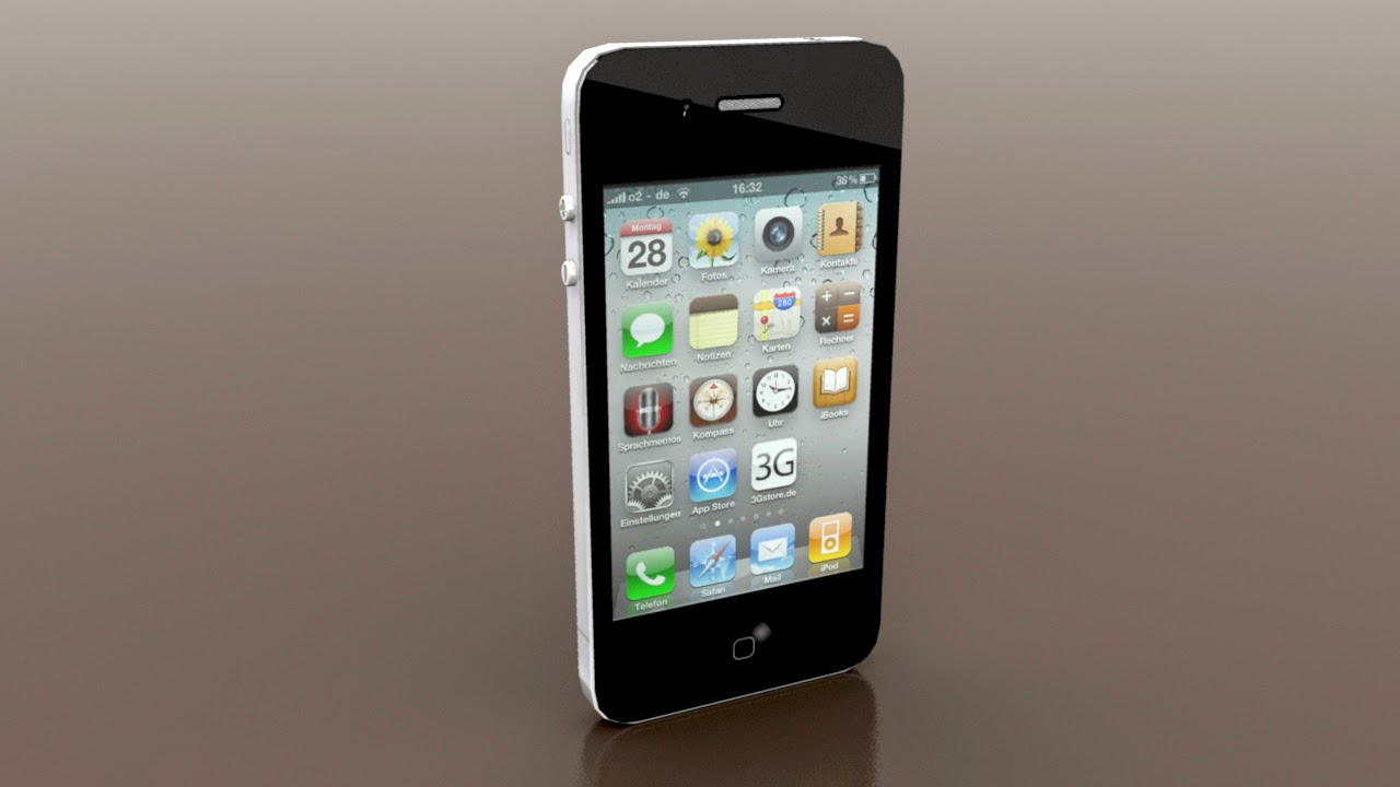 iphone Final Render