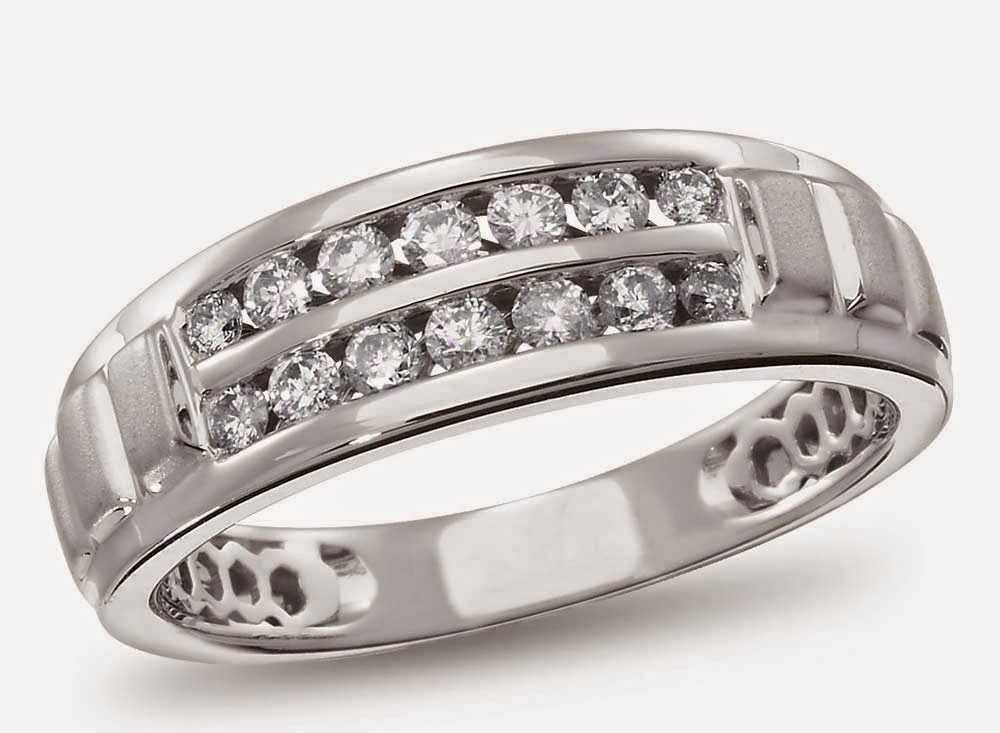 Mens Diamond Wedding Bands Rings Platinum Design pictures hd
