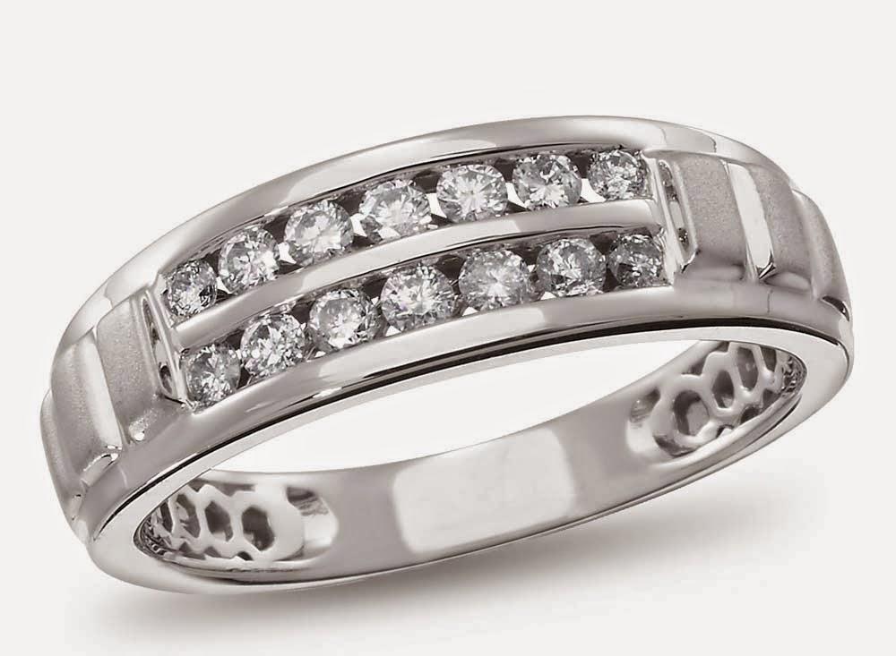 Mens Diamond Wedding Bands Rings Platinum Design pictures hd