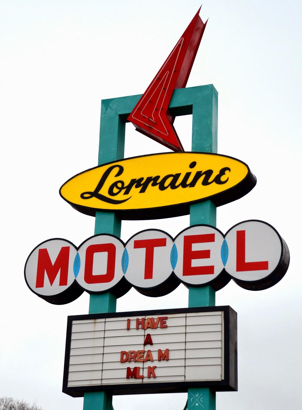 Lorraine Motel - Memphis - Tennessee - USA