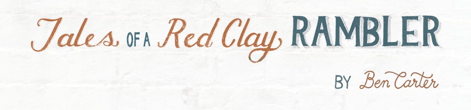 Tales of a Red Clay Rambler: Carter Pottery