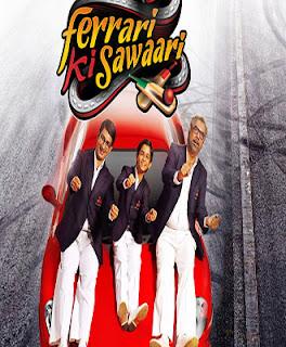Ferrari Ki Sawaari Movie Free Download