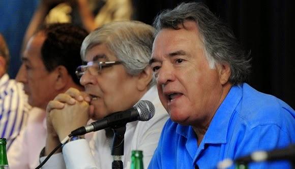 EL SINDICALISTA BARRIOSNUEVO ANUNCIA NUEVO PARO!