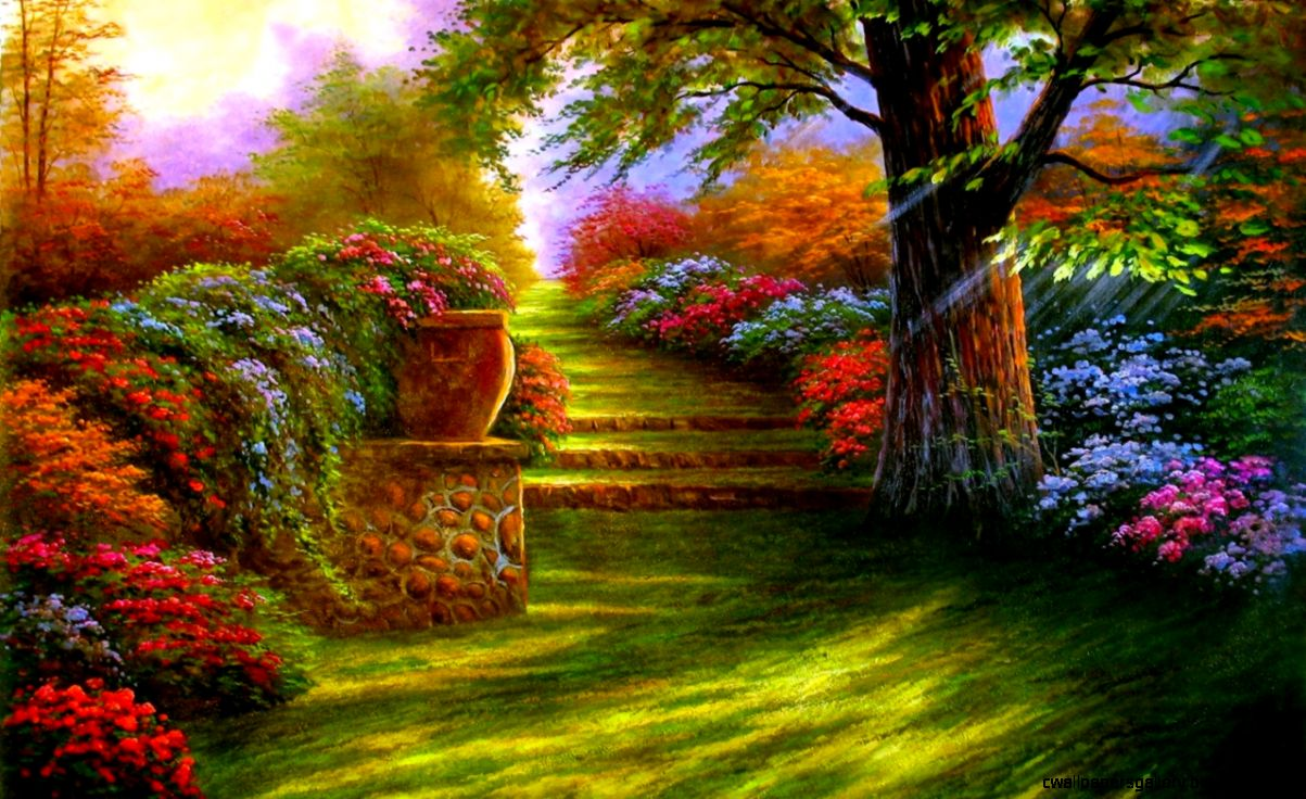 230 Garden HD Wallpapers  Backgrounds   Wallpaper Abyss
