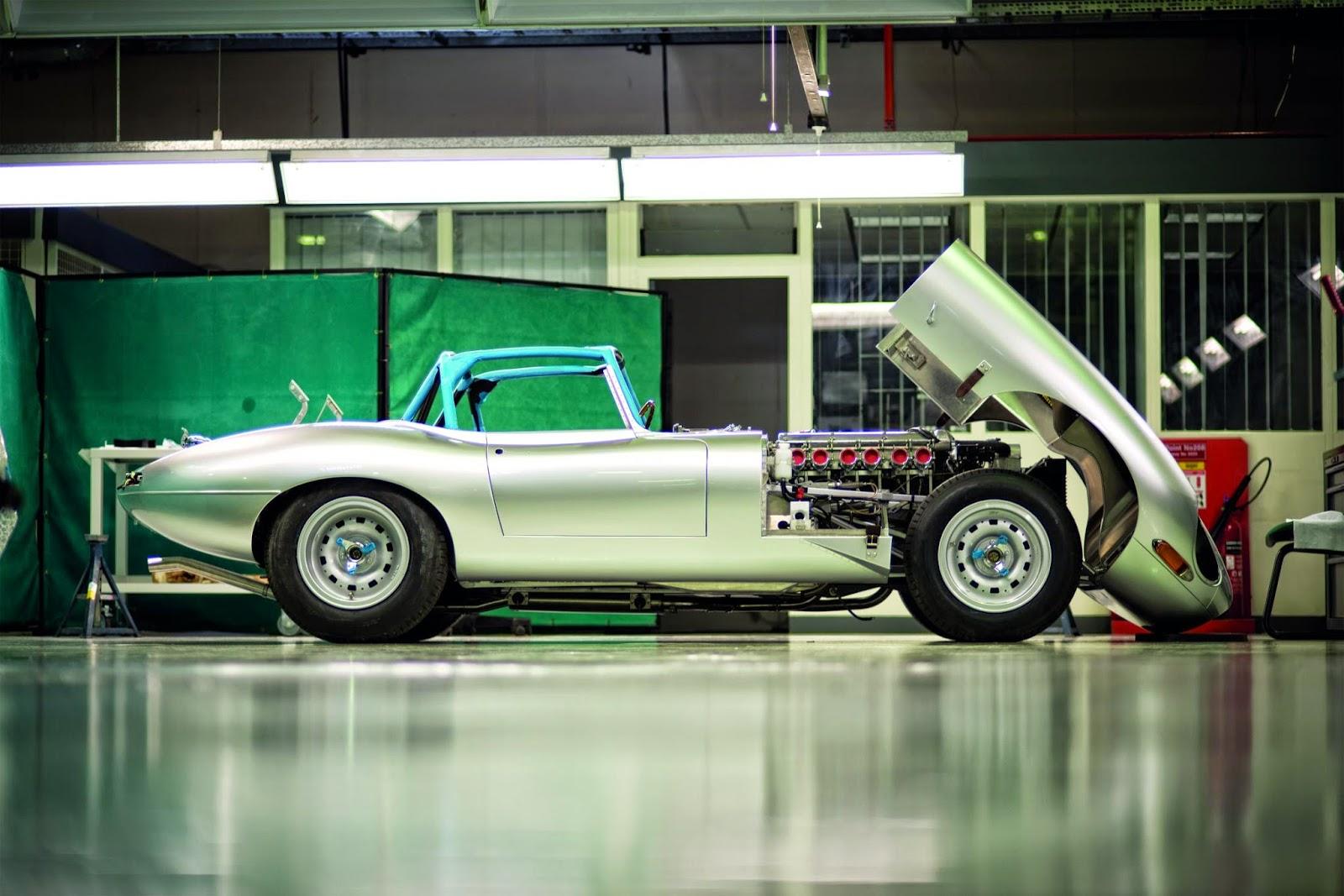 2014 Jaguar E-Type Lightweight