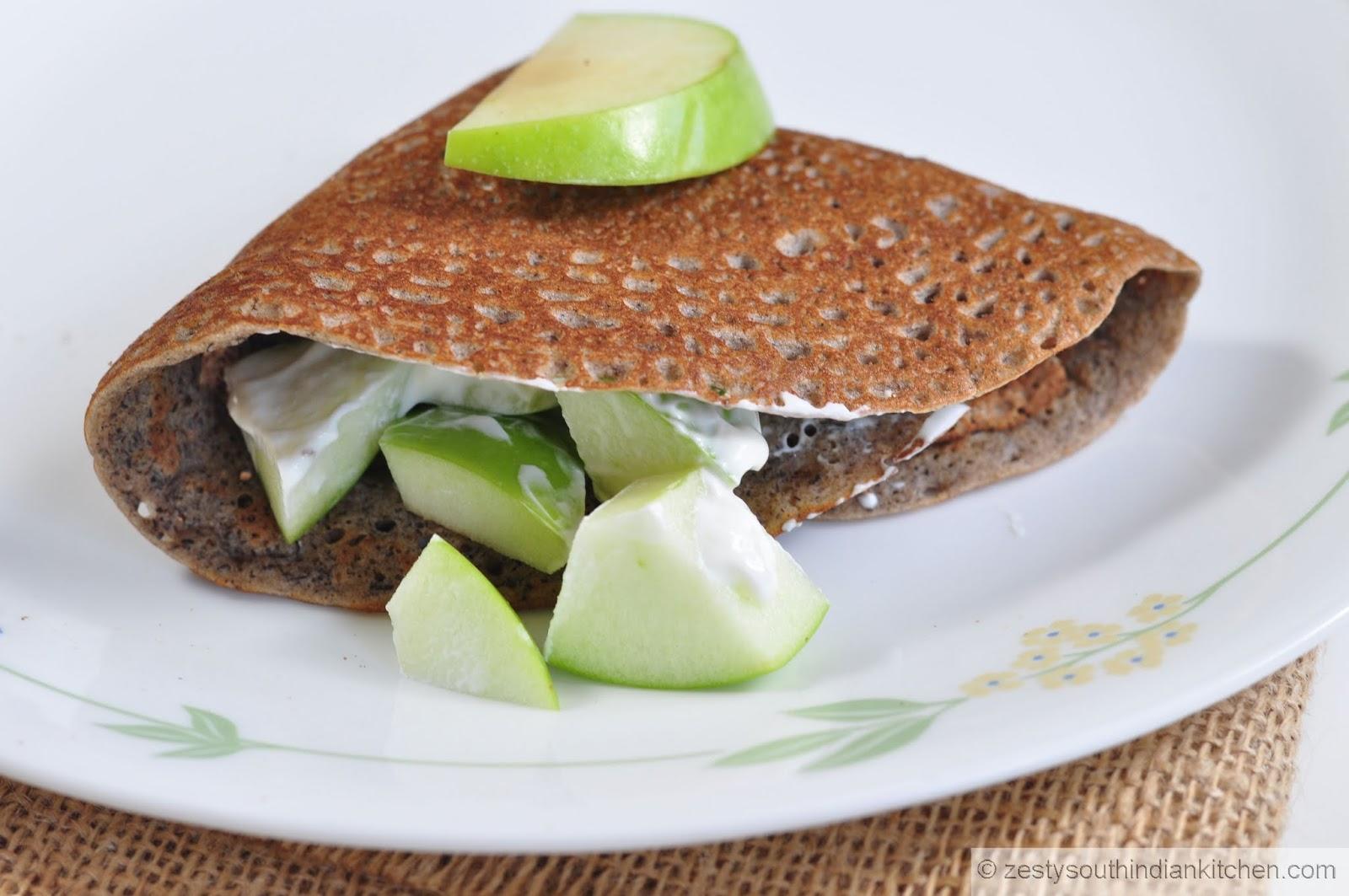 Gluten free Buckwheat Crepe/ Pancake/Galettes/ Blini : Diabetic ...