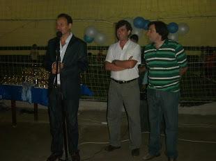 Entrega de Trofeos 2012