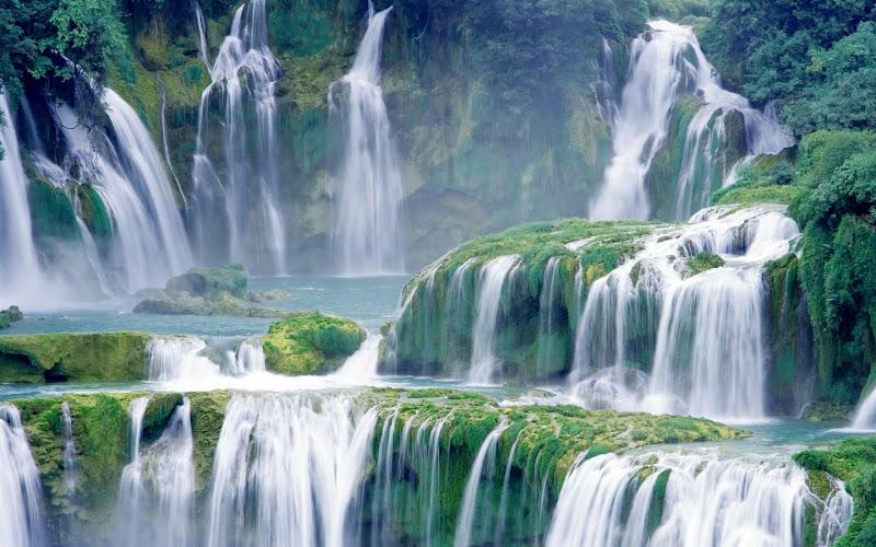 22 fotografías de las cascadas más hermosas del mundo | Banco de ...