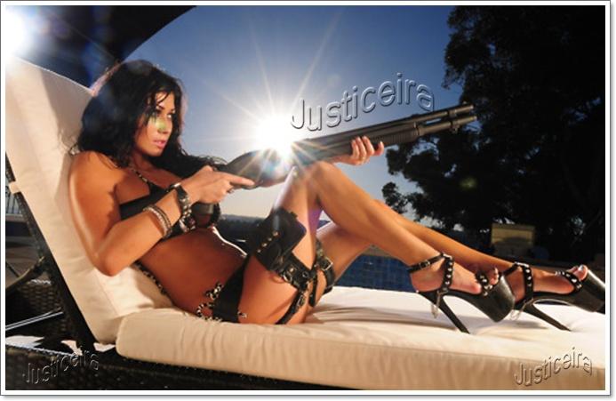 Arte Blog da Justiceira