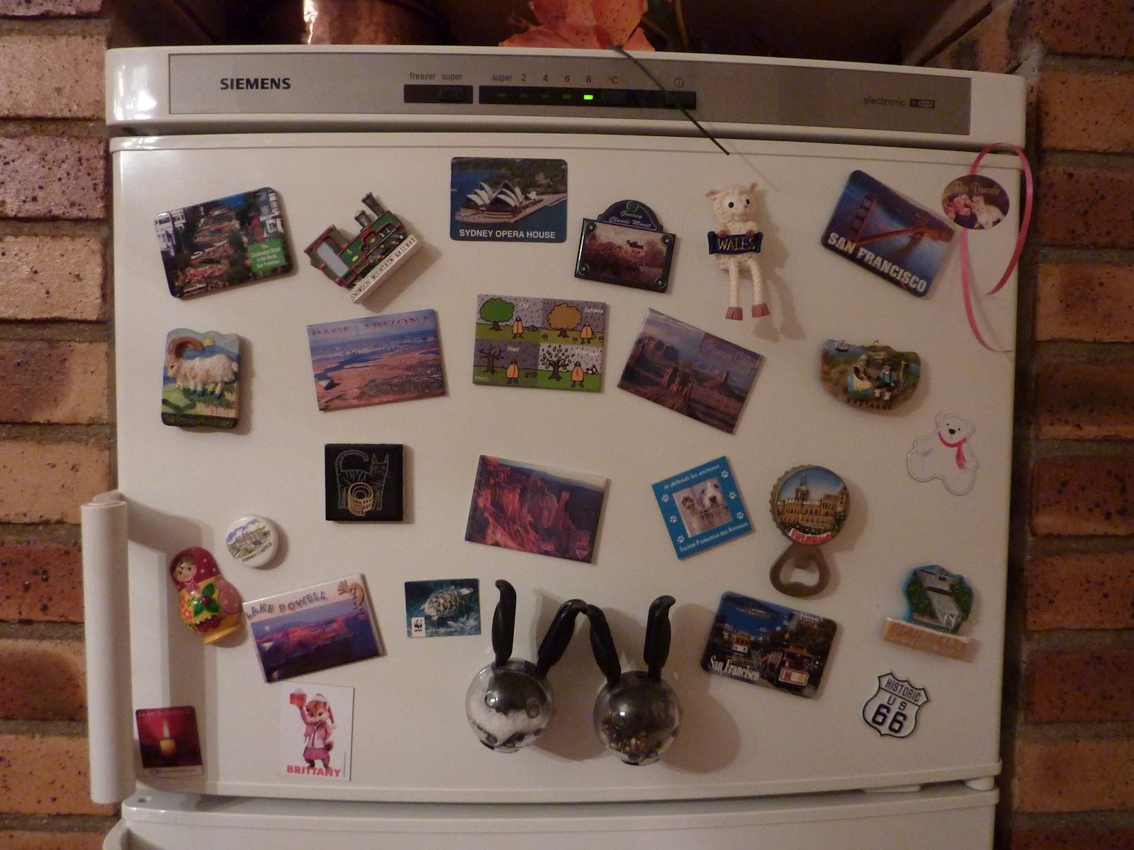 dans ma cuisine un magnet sur le frigo chez anne laure t. Black Bedroom Furniture Sets. Home Design Ideas