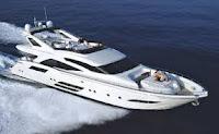 GRP Yacht