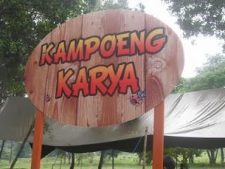 Kampoeng Karya Tempat Wisata Anak di Kota Bogor