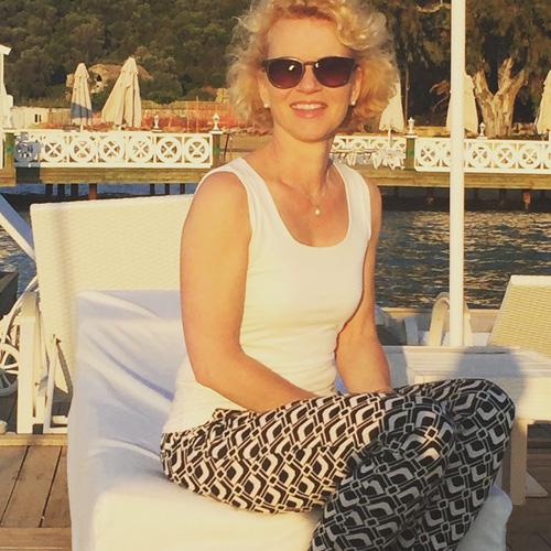 Sonne Urlaub Sommer Bodrum Alkoclar Annette Diepolder