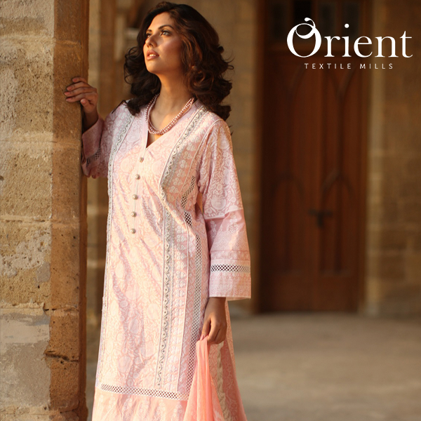Orient Spring Lawn Dress 2015 Catalog