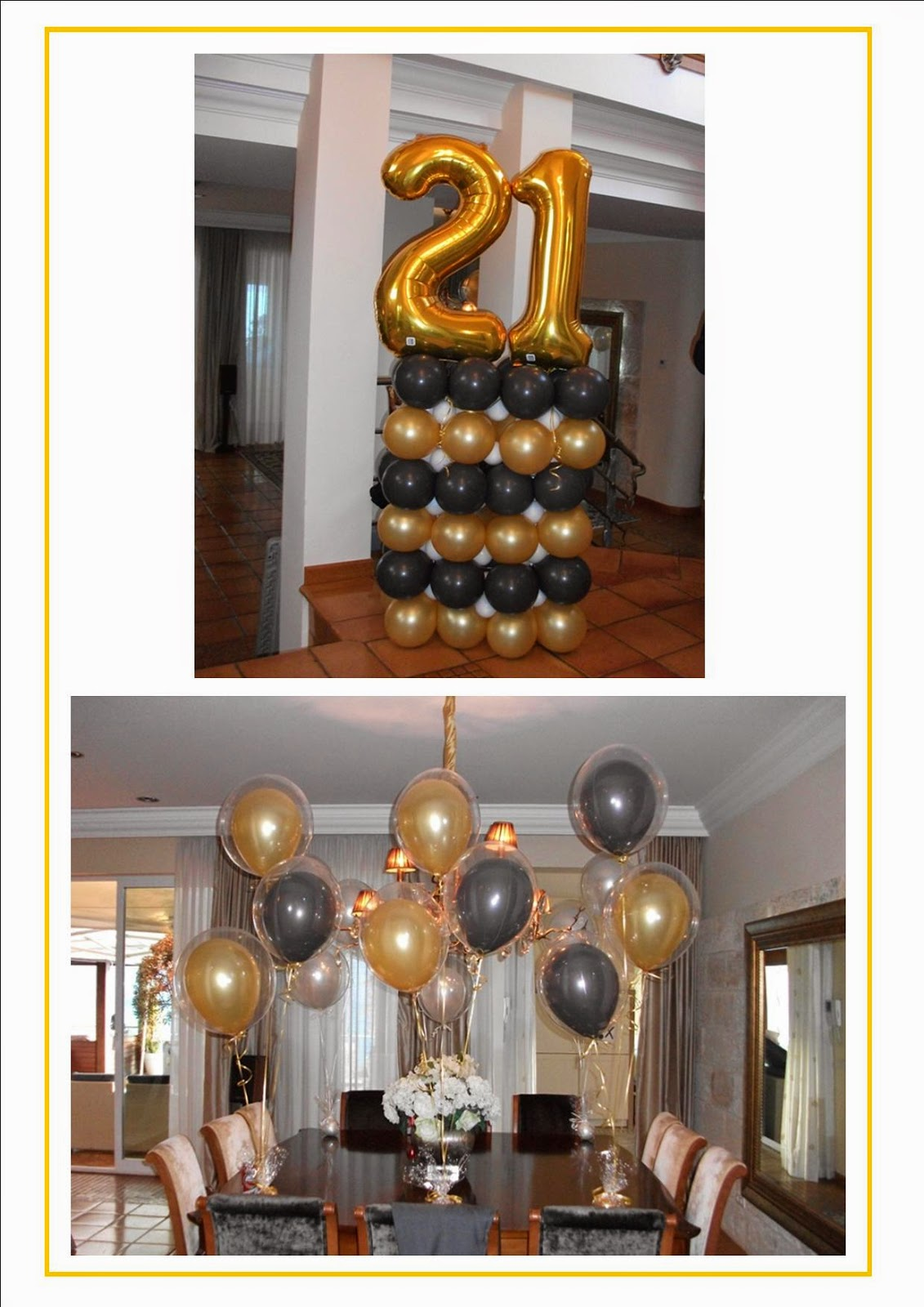 decoraci n con globos de todo fiesta decoraciones para