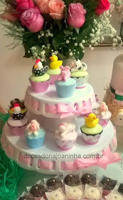 Cupcakes Fazendinha