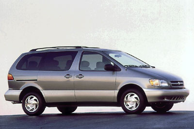 Toyota Sienna - Owner s Manual - PDF ( Pages)