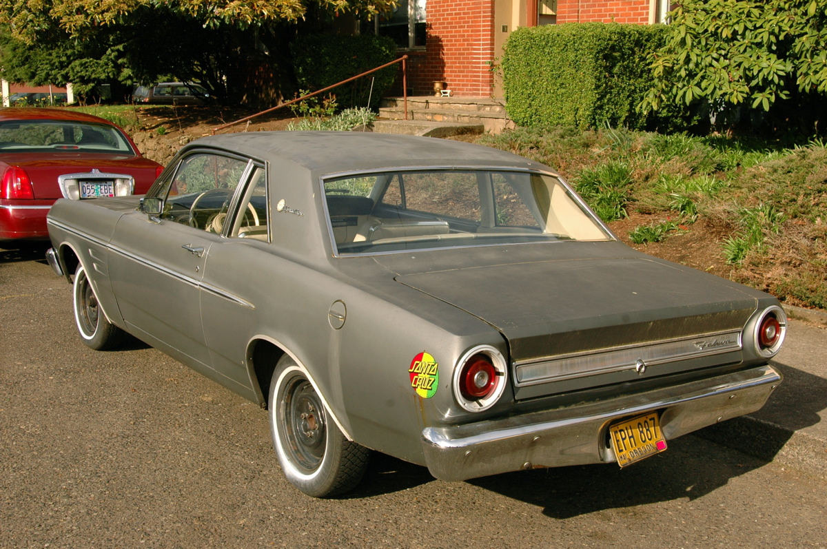 1967 Ford Falcon Sport Coupe