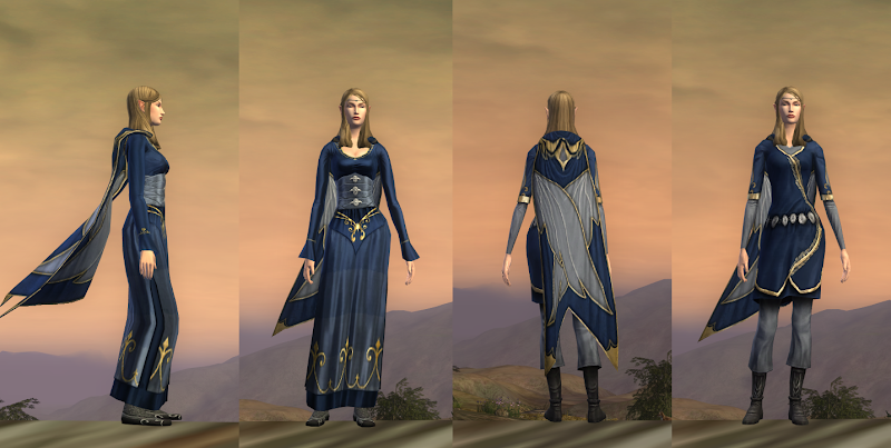 Ravalation lotro five year anniversary