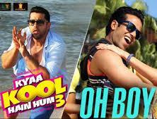 Oh Boy Lyrics - Kyaa Kool Hain Hum 3