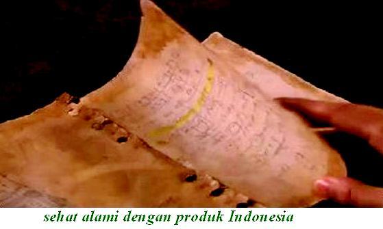 Sehat Alami Dengan Produk Indonesia