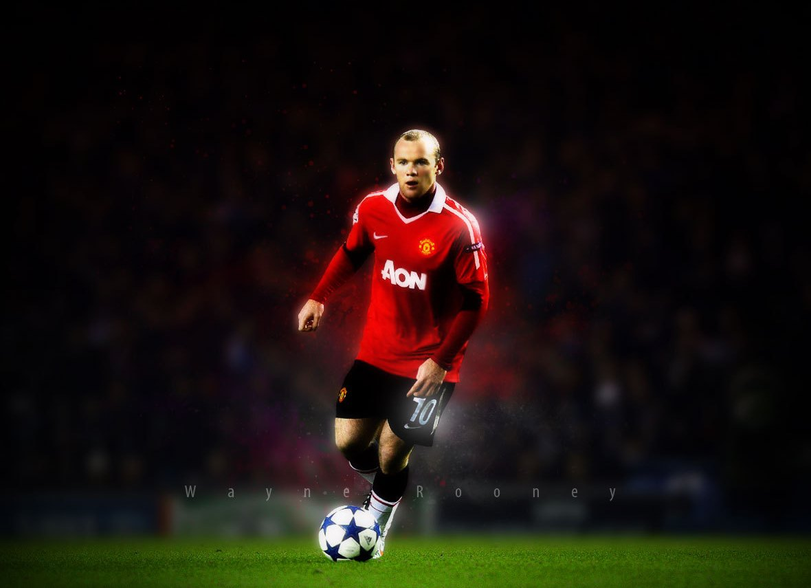 Wayne Rooney Hd Wallpaper