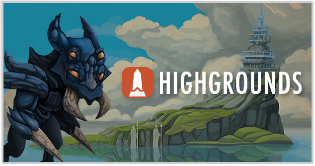 Armor Game : Highgrounds