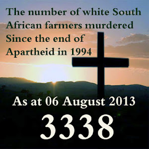 Victims of the South African genocide