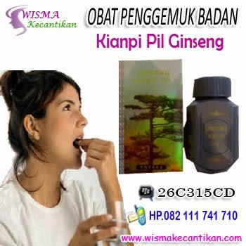 Obat Penggemuk Badan Kianpi Pil Ginseng