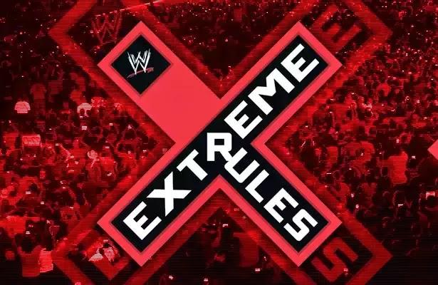 WWE Extreme Rules 2015 -RKO beats RKO