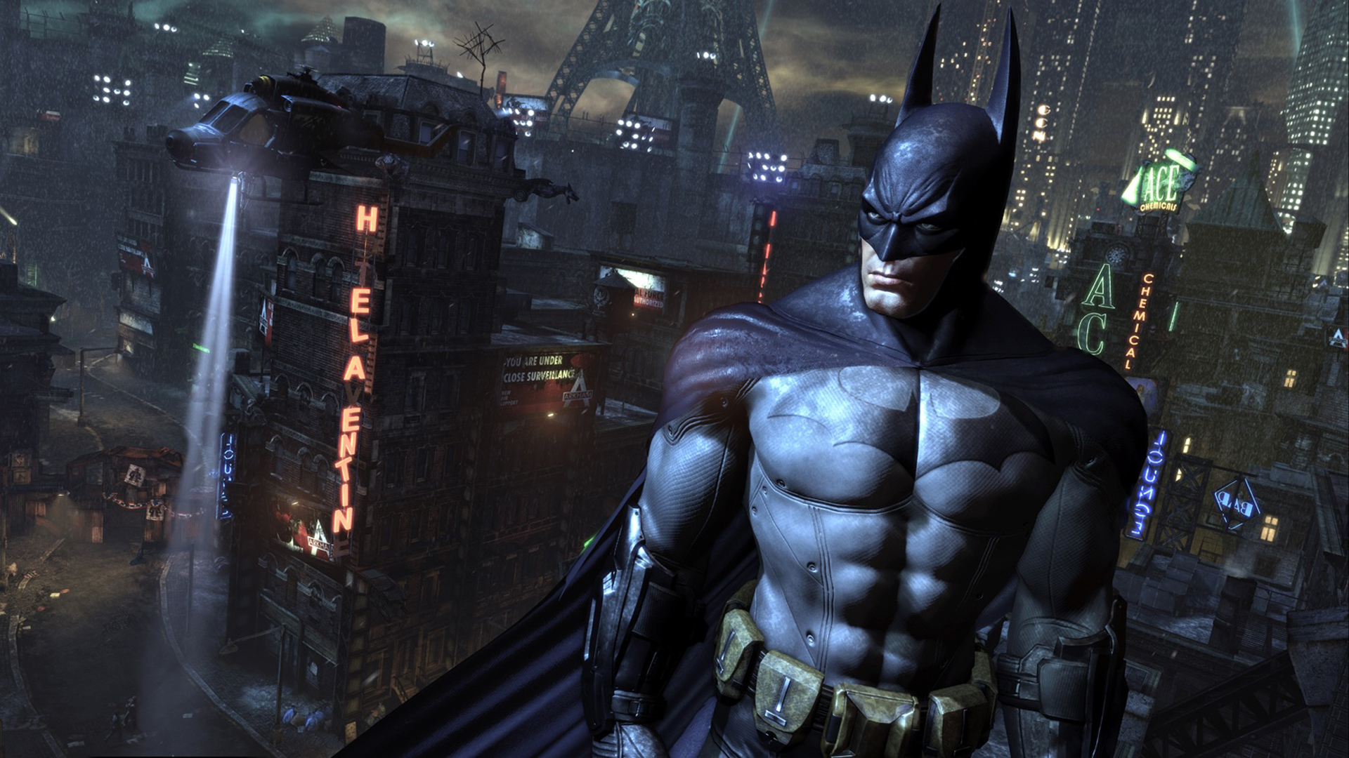 wallpaper hd batman arkham city hd wallpapers