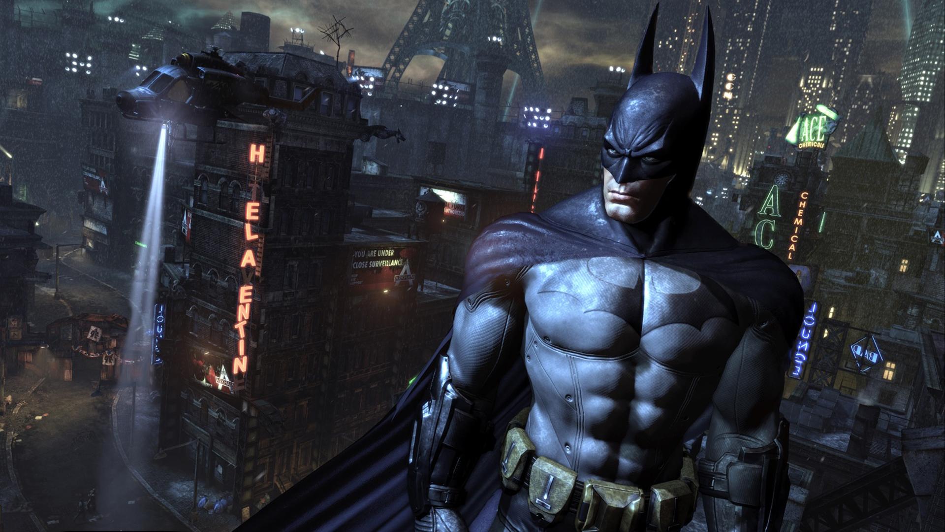 Batman Arkham City wallpaper - 568920
