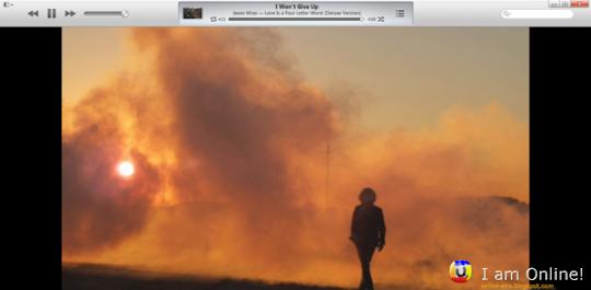 iTunes 11 Videos Tab