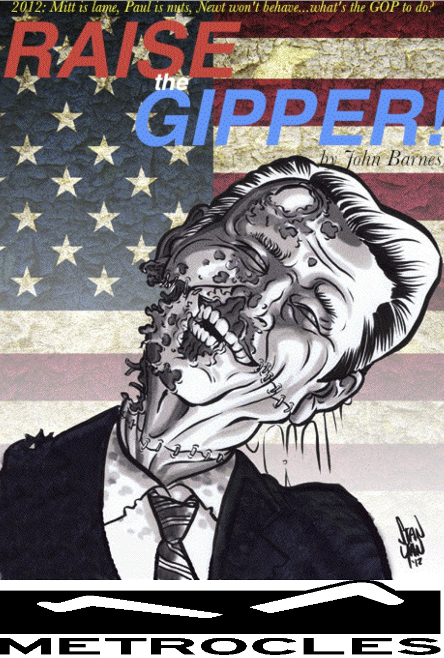 Raise the Gipper! Temporary freedom!