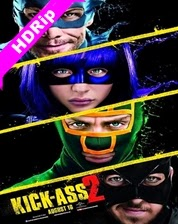 Kick-Ass 2: Con un par (2013) [HDRip]