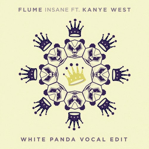 Flume x Kanye West White Panda Edit