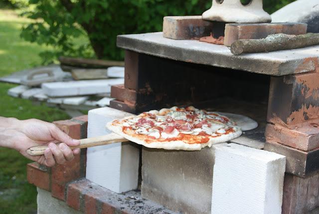 fabriquer un four a pizza en metal. Black Bedroom Furniture Sets. Home Design Ideas