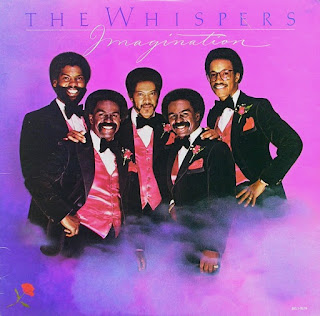 THE WHISPERS - IMAGINATION (1980)