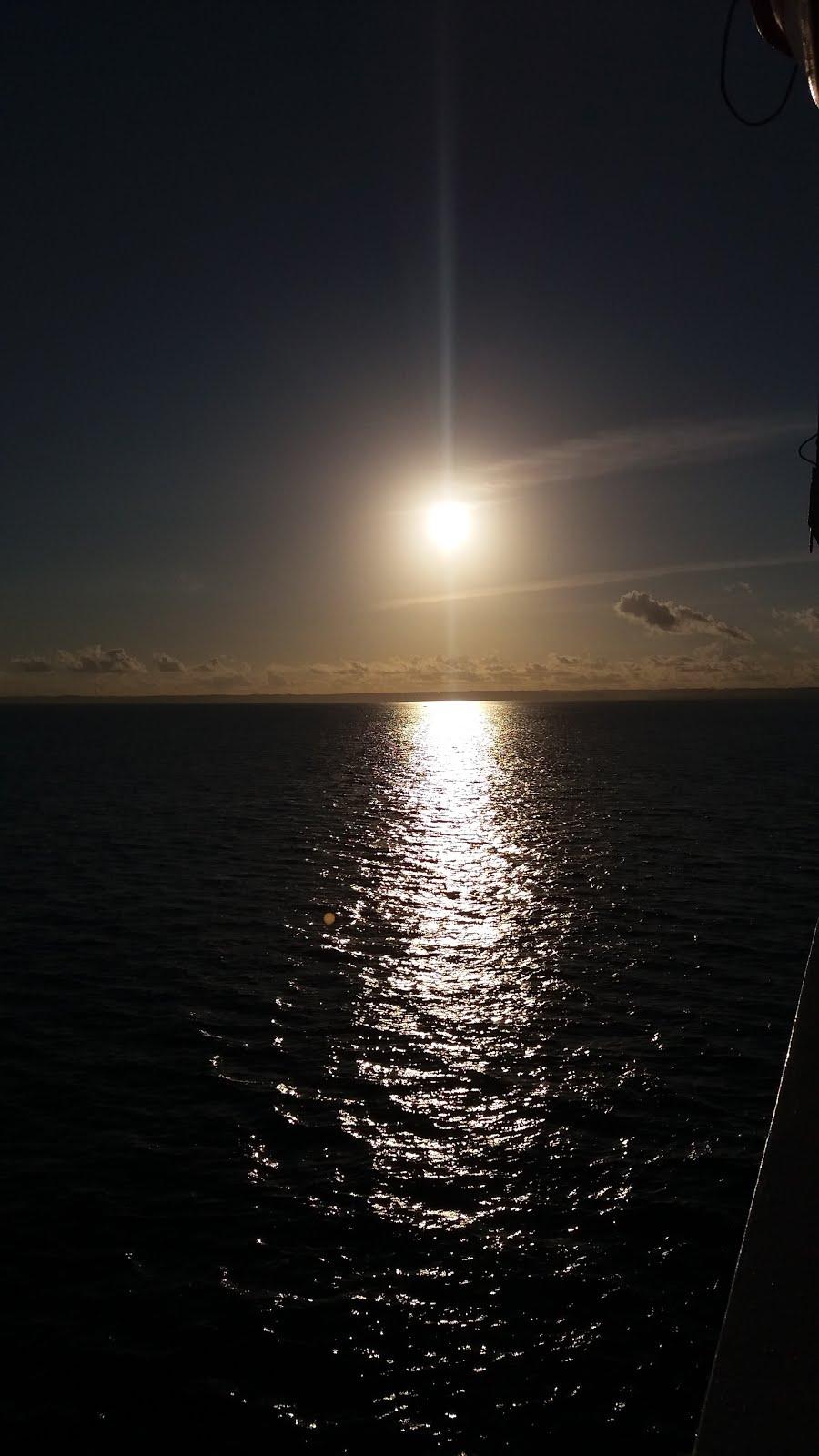 Nasce o Sol