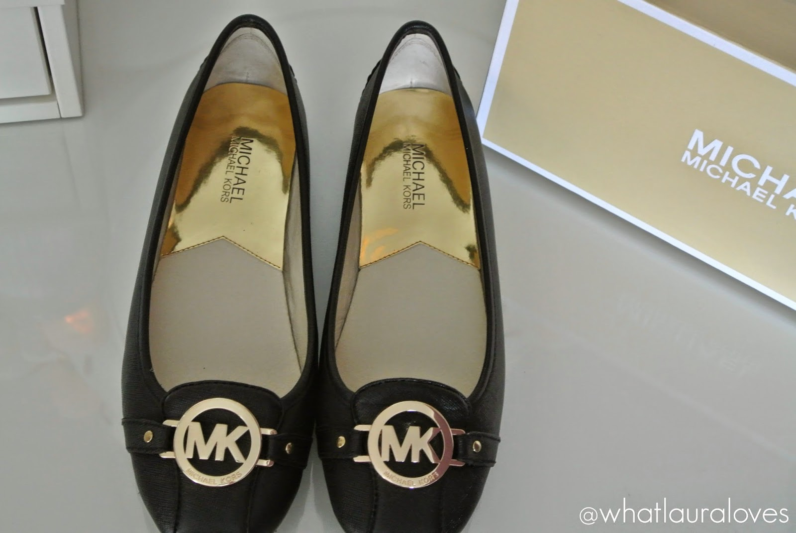 Michael Kors Fulton Flats House of Fraser