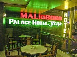 Hotel Murah Sosrowijayan - Malioboro Palace Hotel