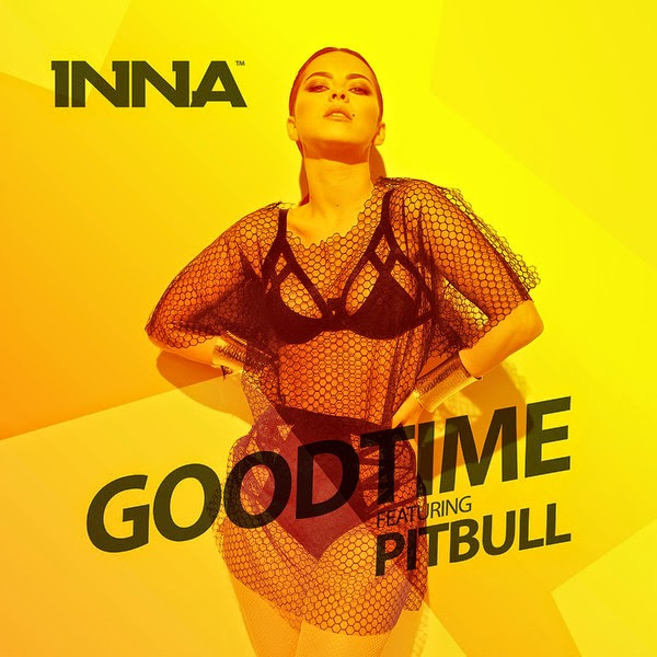 Inna - Good Time (feat. Pitbull) - Single Cover