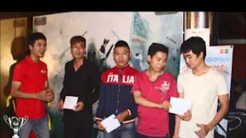[Hậu trường AoE] Toàn cảnh thi đấu, trao giải, ăn mừng trong ngày thi đấu cuối giải 22 Hà Nội...