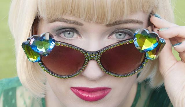 sunglasses, diamond, shiny, natasha lillipore