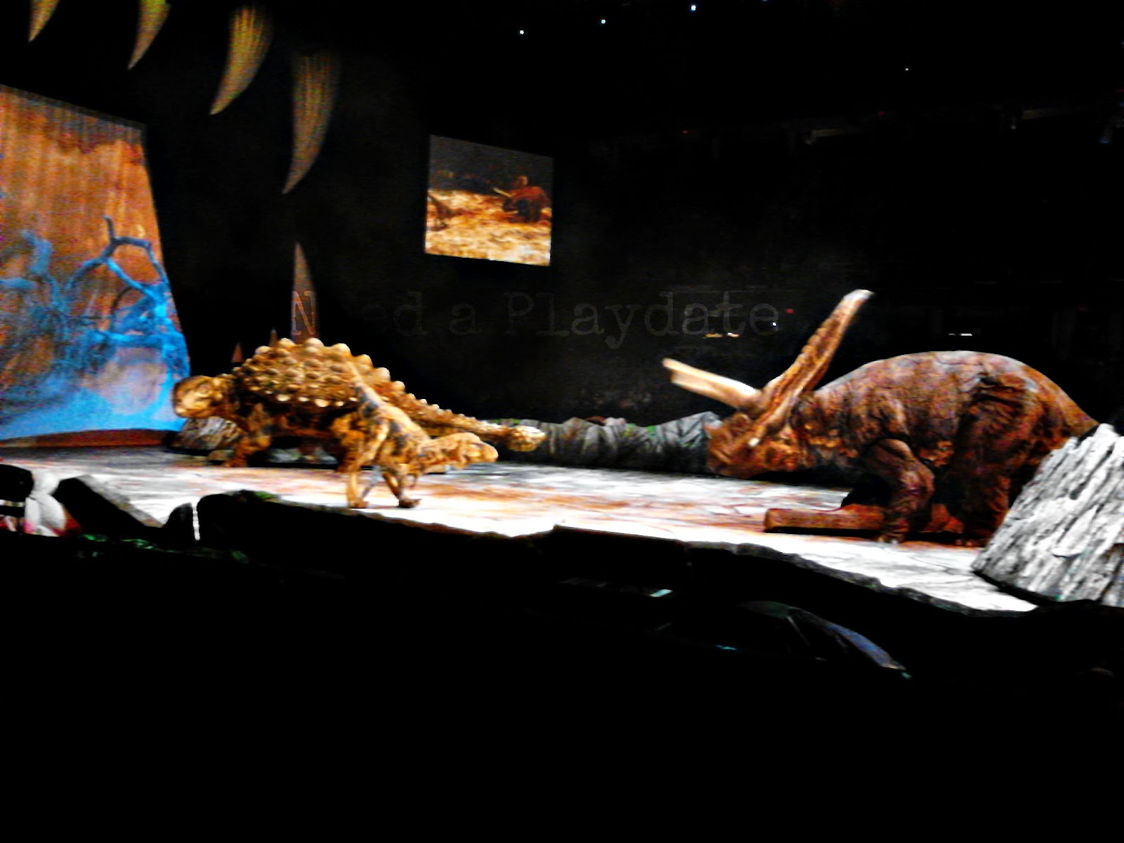 Walking with Dinosaurs Live in Cleveland, OH