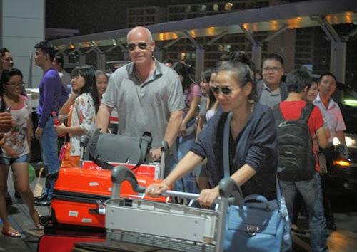 Rút kinh nghiệm Đội phó an ninh hành Thu Minh ở sân bay