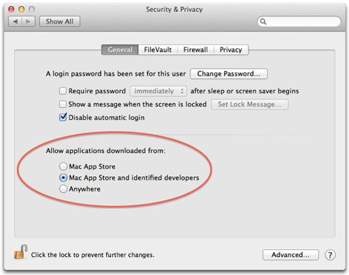 8 tips sederhana untuk keamanan mac os infotech