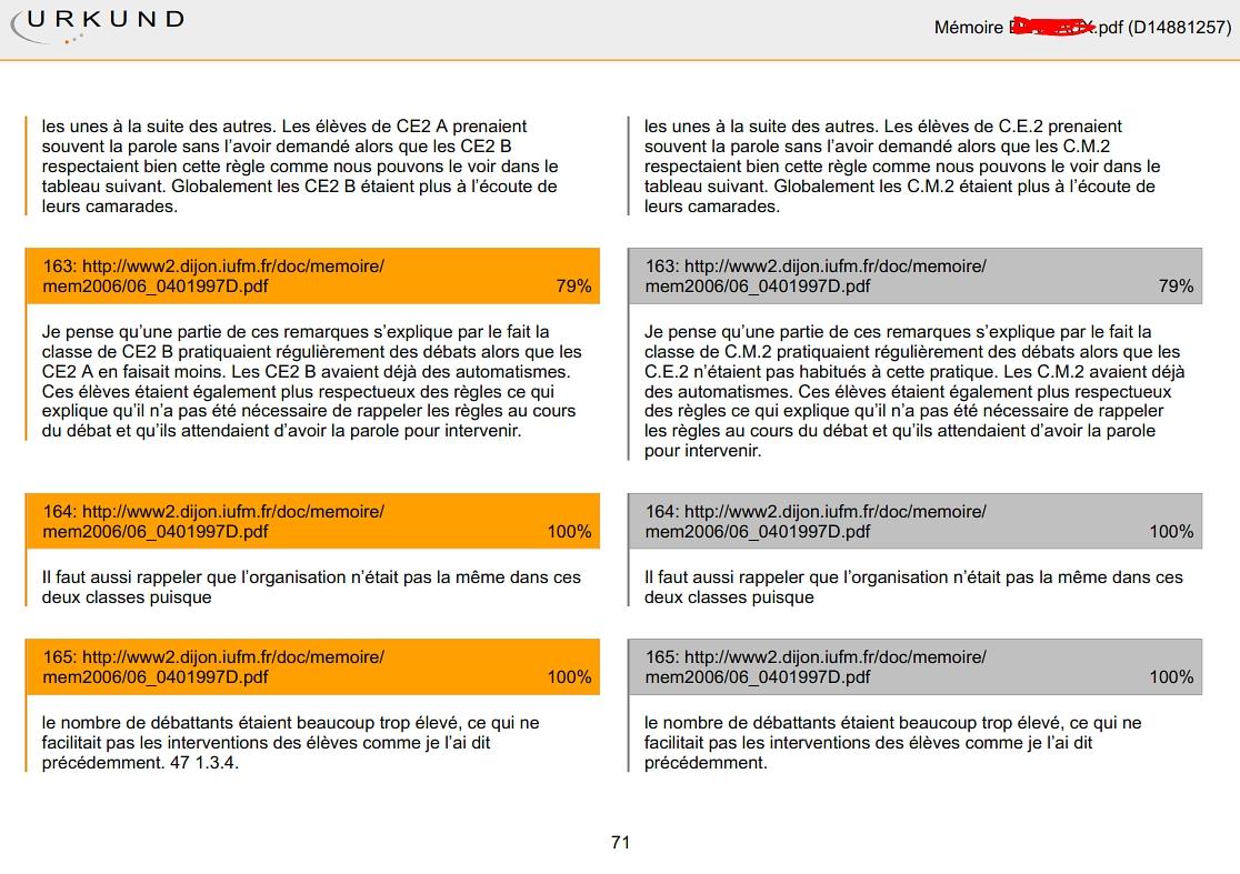 idée page de présentation tpe