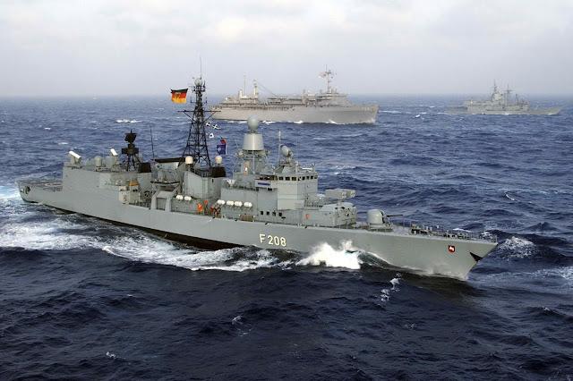 Germany—Preparing for Worldwide War